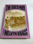 The Hired Man A Novel By Melvyn Bragg Old Vintage Collectible Books