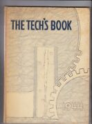 1944 Hume Fogg High School Yearbook The Techand039s Book Nashville Tennessee