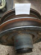 Lexion Variable Spd Fdr Hs Primary Drive Pulley 3557331 + Actuator 3557372