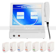 High Focused Ultrasound 11 Lines 3d Hifu Machine Face Care And Body Slimming