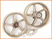 1995 Ducati Monster M900 Duomo Magnesium Wheel Front And Rear Set 900ss/sl Yyy