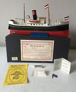 Tucher Walther T490 Tinplate Hamburg Limited Edition Live Steam Boxed