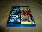 Hollywood Story / New Orleans Uncensored William Castle Dbl Feat. Pls C Notes