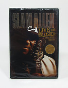 Slam Allen Live And Unleashed - The Soul And Blues Compilation Cd + Dvd 2013