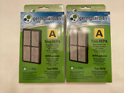 2 Germ Guardian True Hepa Filter A Ac4010 Air Cleaning System Flt4010 New