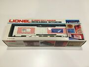 Lionel 9873 Ralston Purina Checkerboard Feeds And Cereals Reefer - 1978