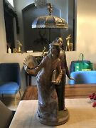Limited Edition Discontinued Lladro Philippino Folklore 3522 With Certificate