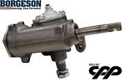 1968-1978 Chevy C10 Gmc 1500 2wd Borgeson Manual Steering Gear Box Gearbox New