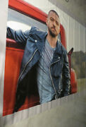 Rare 8ft X 10ft Justin Timberlake Concert Banner Man Of The Woods Jumbo Canvas