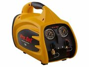 Cps Pro-set Trs600 Sparkless Oil-less Twin Cylinder Refrigerant Recovery Machine