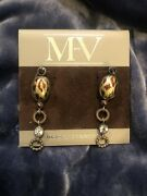 Mars And Valentine Jewelry Earrings. Really Cool.