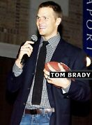 Tom Brady Personally Owned Worn Jacket Patriots Tampa Bay Buccaneers Proof Rare