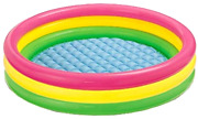 Kids Summer Water Toys Inflatable Outdoor Swimming Pool For Home Backyards Fun