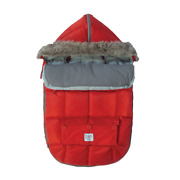 New 7 Am Enfant Le Sac Igloo 500 Stroller Car Seat Cover Red Small 0 - 6 Months