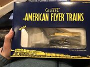 American Flyer Trains By Gilbert Mow Crane Car 6-49307 New In Box S Gauge