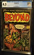 The Beyond 24 Cgc 4.5 Ace 1/54 - Sharp Looking Book
