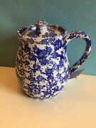 Kenneth George Pottery Pitcher