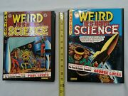 Weird Science The Ec Archives Volume 1 And 2 Hc Hardcover 12 Complete Issues