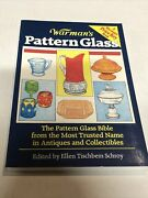 Warmans Pattern Glass Warmans Encyclopedia Of Antiques Andamp Collectibles