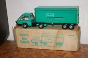 Sears Roebuck Semi Structo Toy Mid Century Modern Space Age Furniture Truck