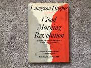 Good Morning Revolution - Uncollected Writings Social Protest - Langston Hughes
