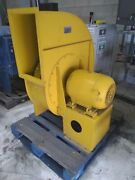 Buffalo Forge Manufacturing Industrial Blower