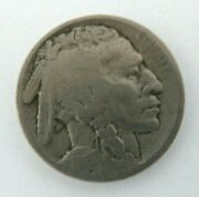 1915-s 5 Cents Buffalo Indian Head Nickel Us Coin H741