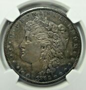 1892-cc 1 Ngc Au Details Obv Cleaned Morgan Silver Dollar Higher Grade G213