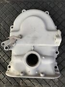 1975 Ford 390 Engine Timing Chain Cover And Pointer D2te-6059-aa