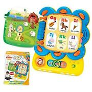 Learning Toys For Toddlers Chapa The Lion My First Tablet Interactive Touch