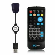 Wireless Usb Laptop Pc Mouse Keyboard Remote Control Media Center Controller