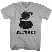 Garbage Band Logo Menand039s T Shirt Official Rock Merch Not Your Kind Of People