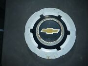 One 12 Chevy Pickup Truck Dog Dish Hubcap 1973 1974 1975 3/4 1 Ton 16