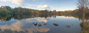 Lake District Photographic Print - Autumn Colours At Tarn Hows