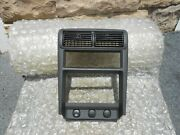 99-04 Ford Mustang Dash Radio Heater Control Assembly Vents Panel Bezel Oem
