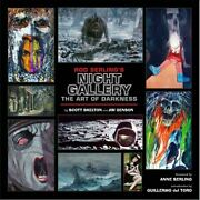Night Gallery Rod Serling Art Of Darkness Softcover Book Ltd Ed 300+ Pgs New