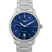 Longines The Longines Master Collection L26284926 Blue Dial Menand039s Watch