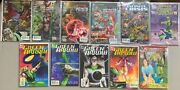 11 Dc Comic Book Lot Of Infinite Crisis And Green Arrow Quiver Vg To Nm- Condition