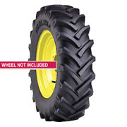 2 New Tires And 2 Tubes 16.9 38 Carlisle R-1 Tractor Csl24 8 Ply Tt 16.9x38 Rear