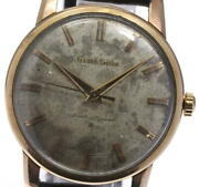 Seiko Grand Seiko First Antique Cal.3180 Silver Dial Hand Winding Menand039s_593182