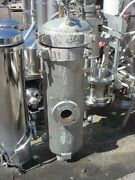 30 Inch X 12 Stainless Steel Multi Cartridge Filter 316l 150 Psi
