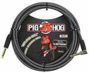 Pig Hog Pch10agr Amplifier Grill Instrument Cable - 10ft Right Angle