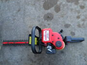 Vintage Hedge Trimmer1985 Homelite Bandit Hx16 Usa Made 16 Bar. Needs Help