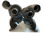 Porsche Panamera 970 Turbo Chargers L/r 2010-16 Model Years