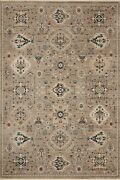 7and039 10 X 10and039 10 Loloi Rug Leigh Dove Multi 100 Polyester Pile Hooked