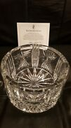 Waterford Crystal-millennium Collection Champagne Bottle Coaster