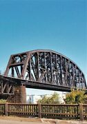 M1915' Ohio Connecting Bridge Ho. Assembled And Deco With Piers Mao @ 399.00