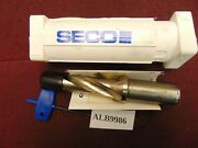 Seco 22mm To 23.99mm Sd103-22.00/23.99-75-1000r7 Indexable Insert Drill Alb 9986