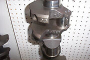 350 Sbc Crankshaft Large Journal Turned .020 R0ds,mains .020 With New Bearings
