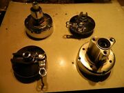 Honda Z50a Minit Trail Chromed Hubs 1968-71 Models Front And Rear